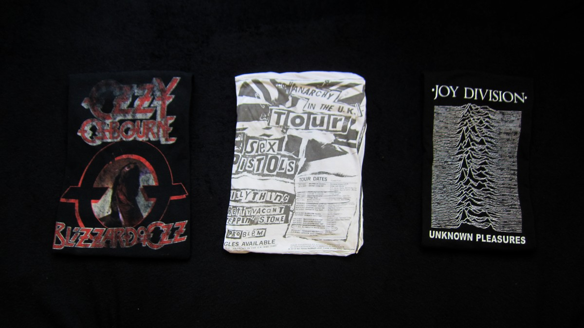 band shirts 2