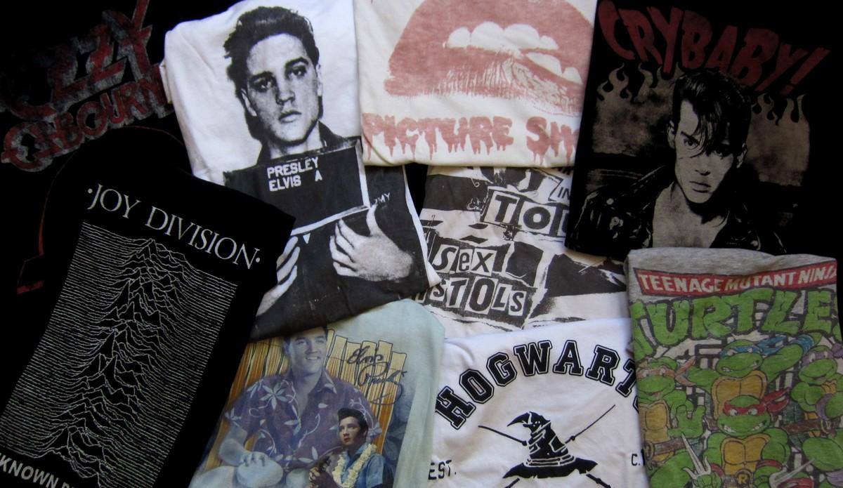 band shirts 4