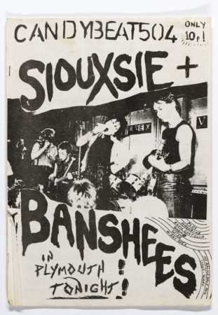 Siouxsie Sioux style