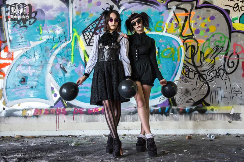 tim burton fashion style