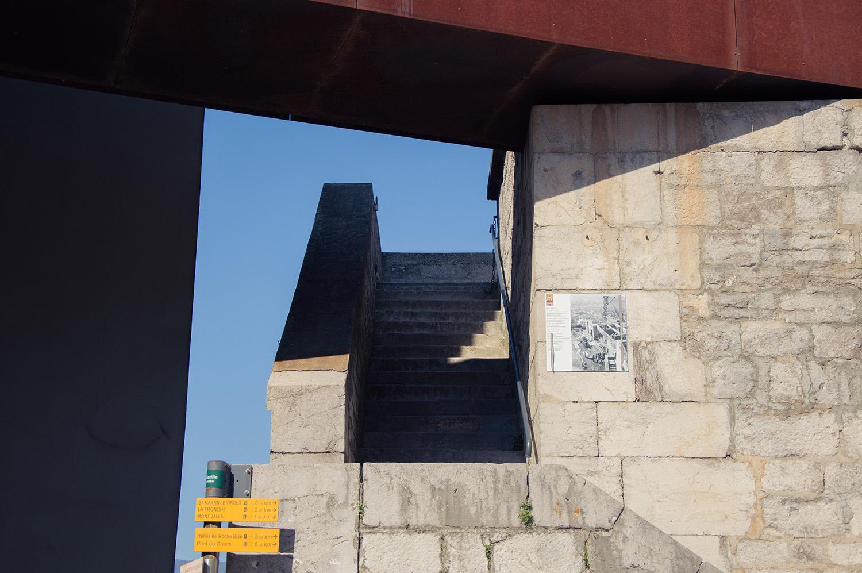 photographie urbaine géométrie