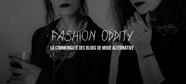 Fashion Oddity la communauté de blogs de mode alternative