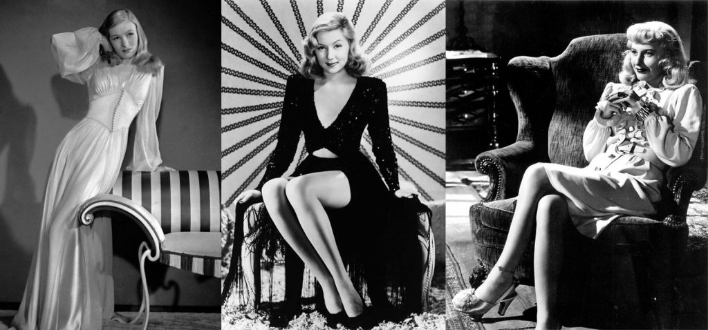 film noir femme fatale style mode