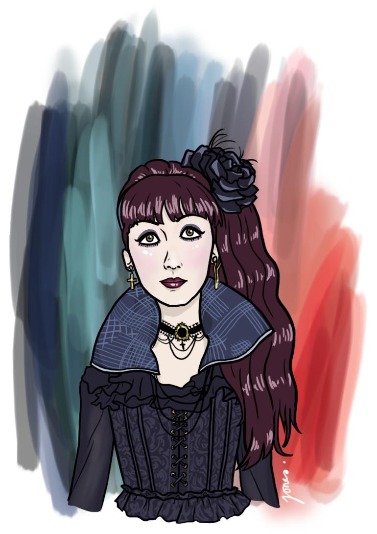 Yumi EG Gothic Lolita