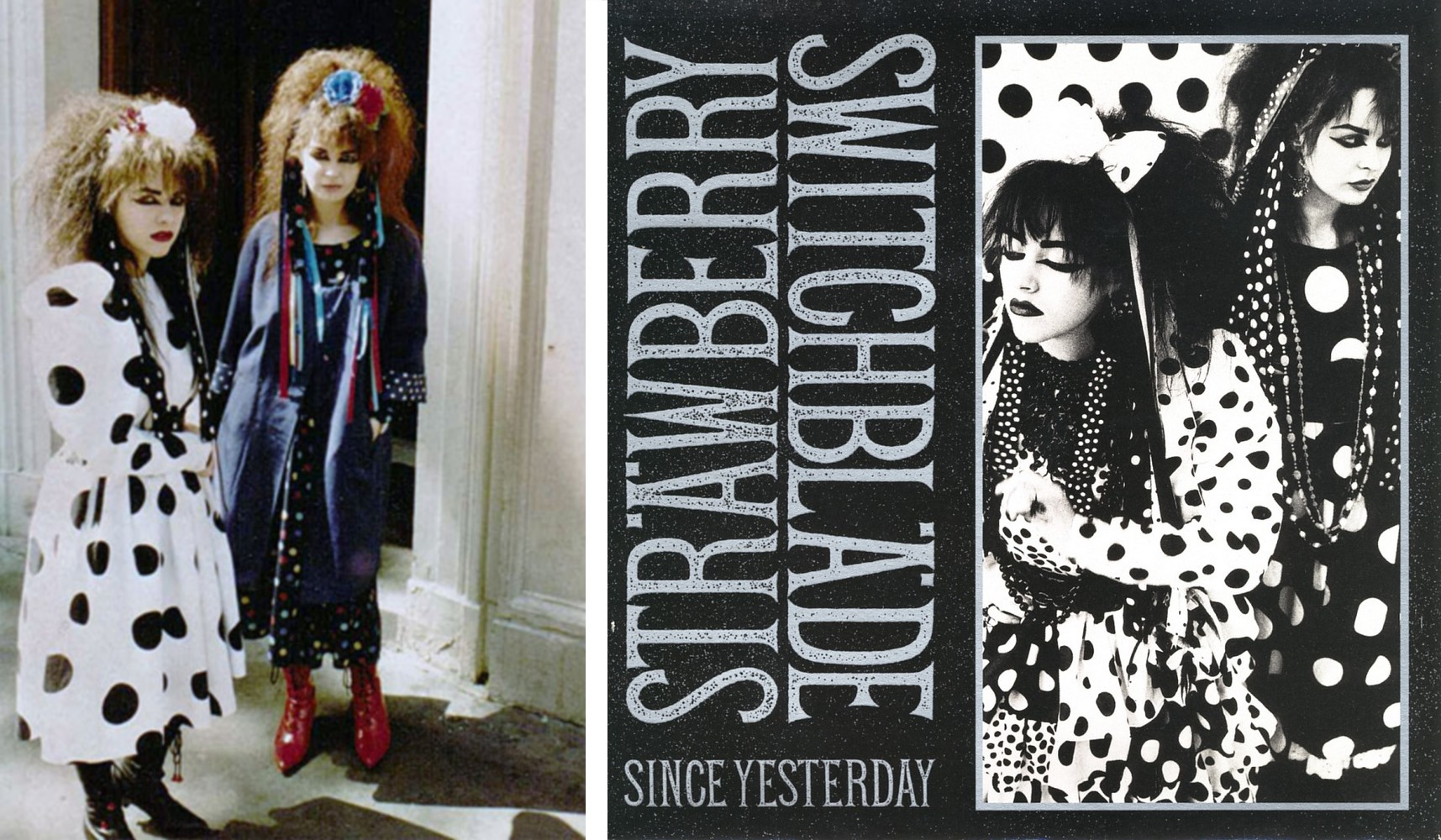 Strawberry Switchblade fashion