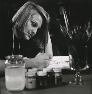 Barbara Hulanicki style Biba
