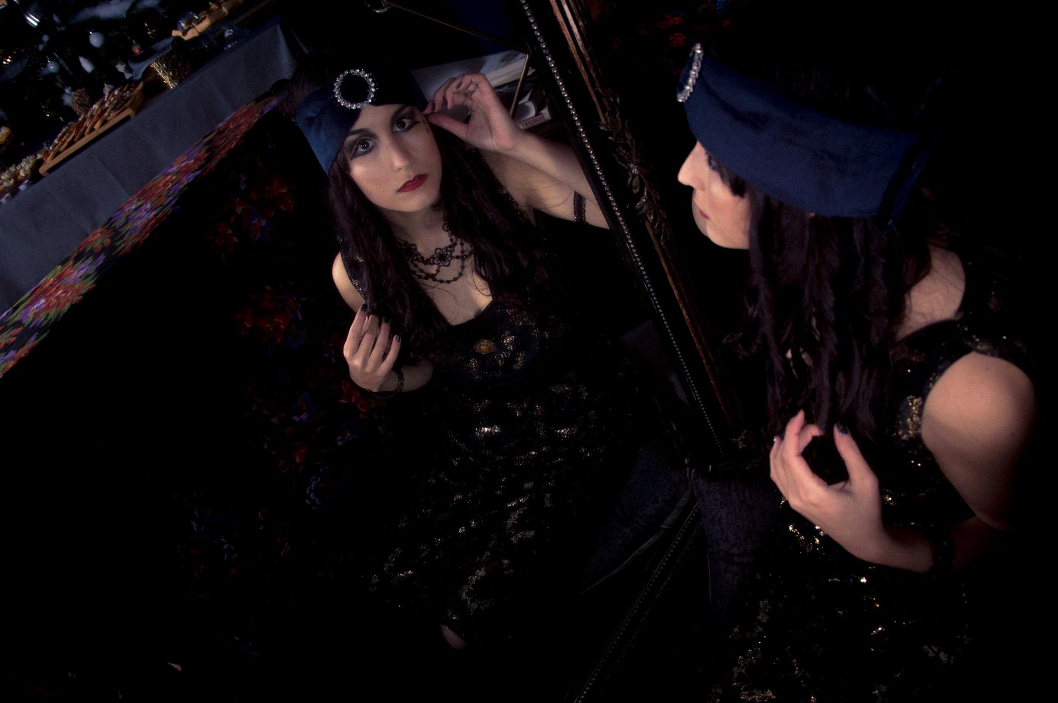 style biba bohème magie noire