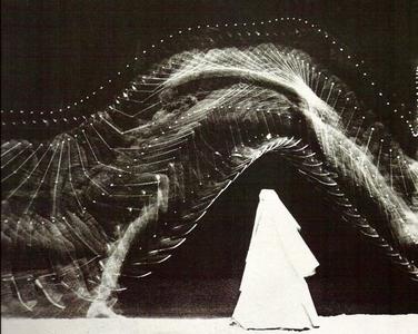 Etienne Jules Marey lightpainting