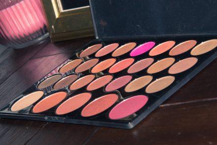 palette blushed neutrals bh cosmetics