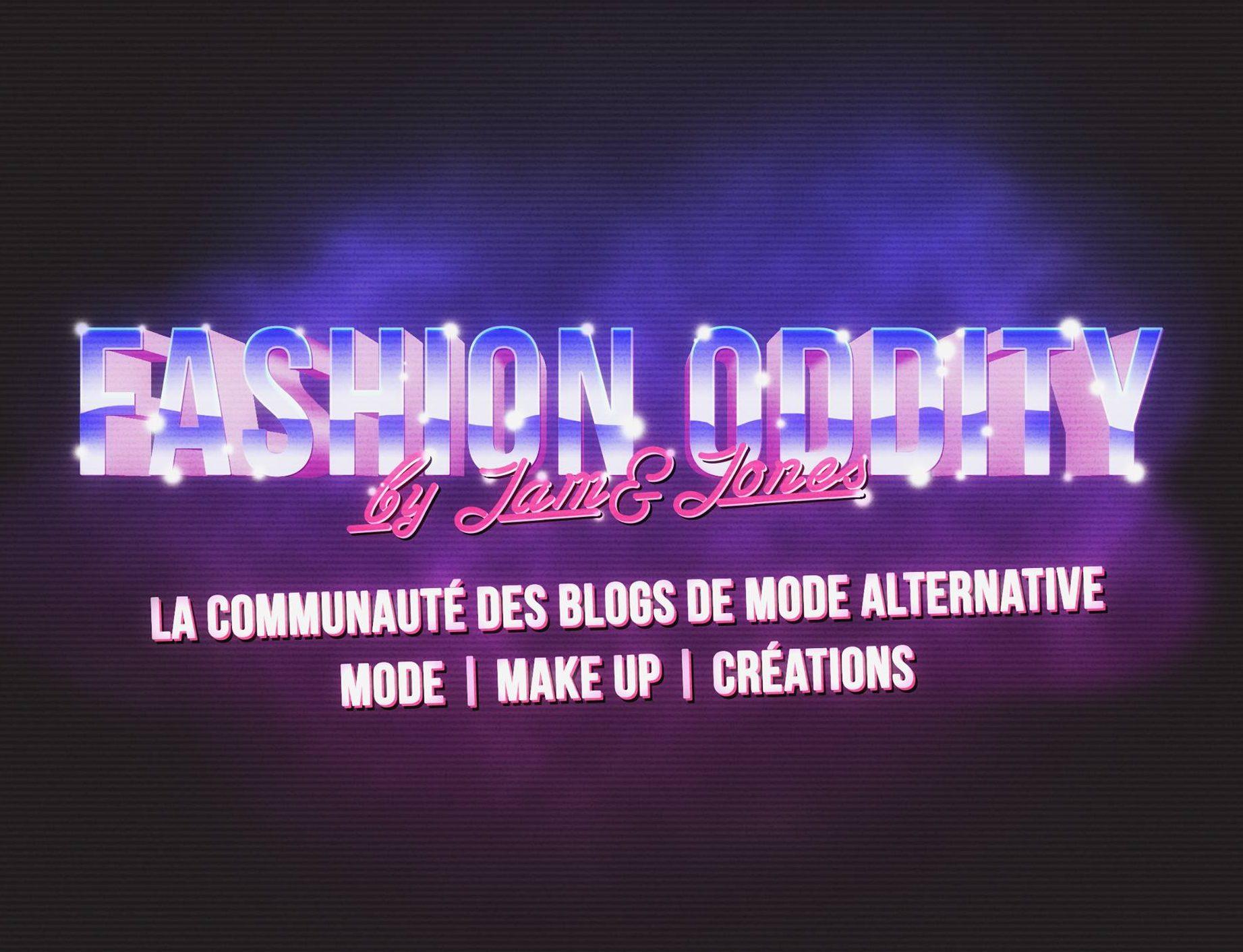 Fashion Oddity