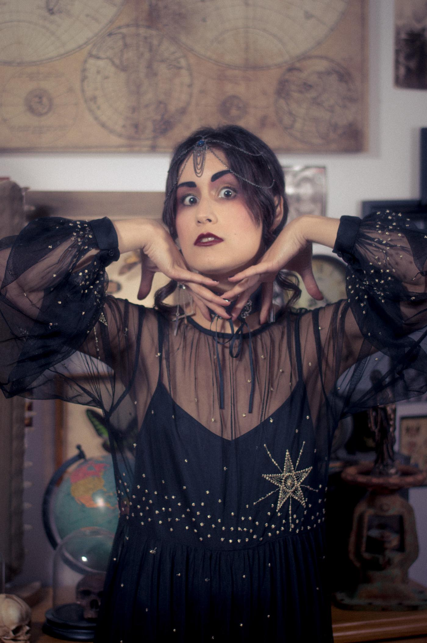 Luisa Casati la divine marquise la divina marchesa