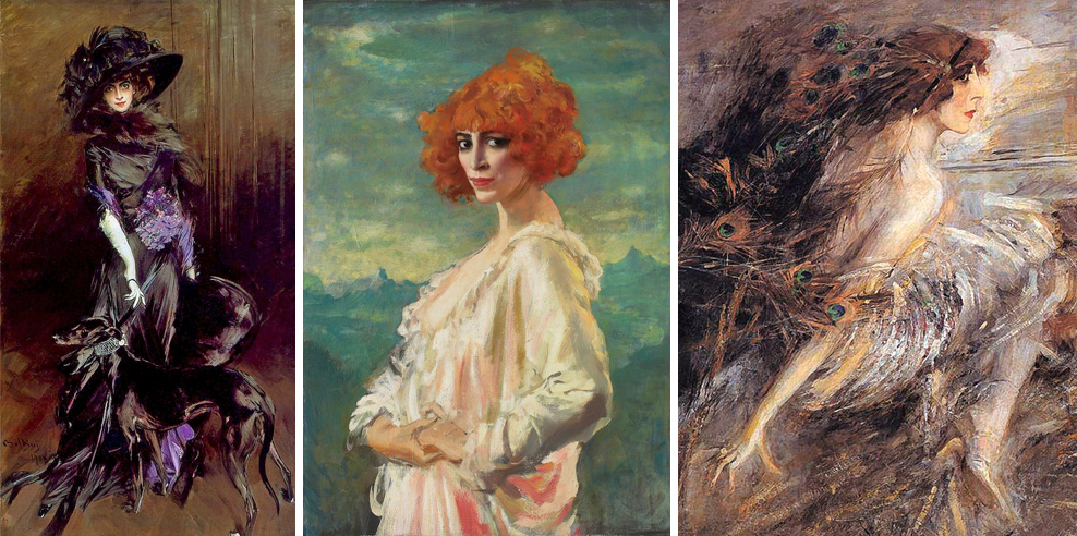 luisa casati paintings