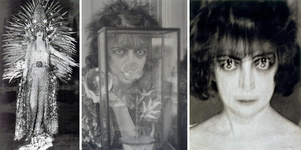 Luisa Casati la divine marquise la divina marchesa photographs