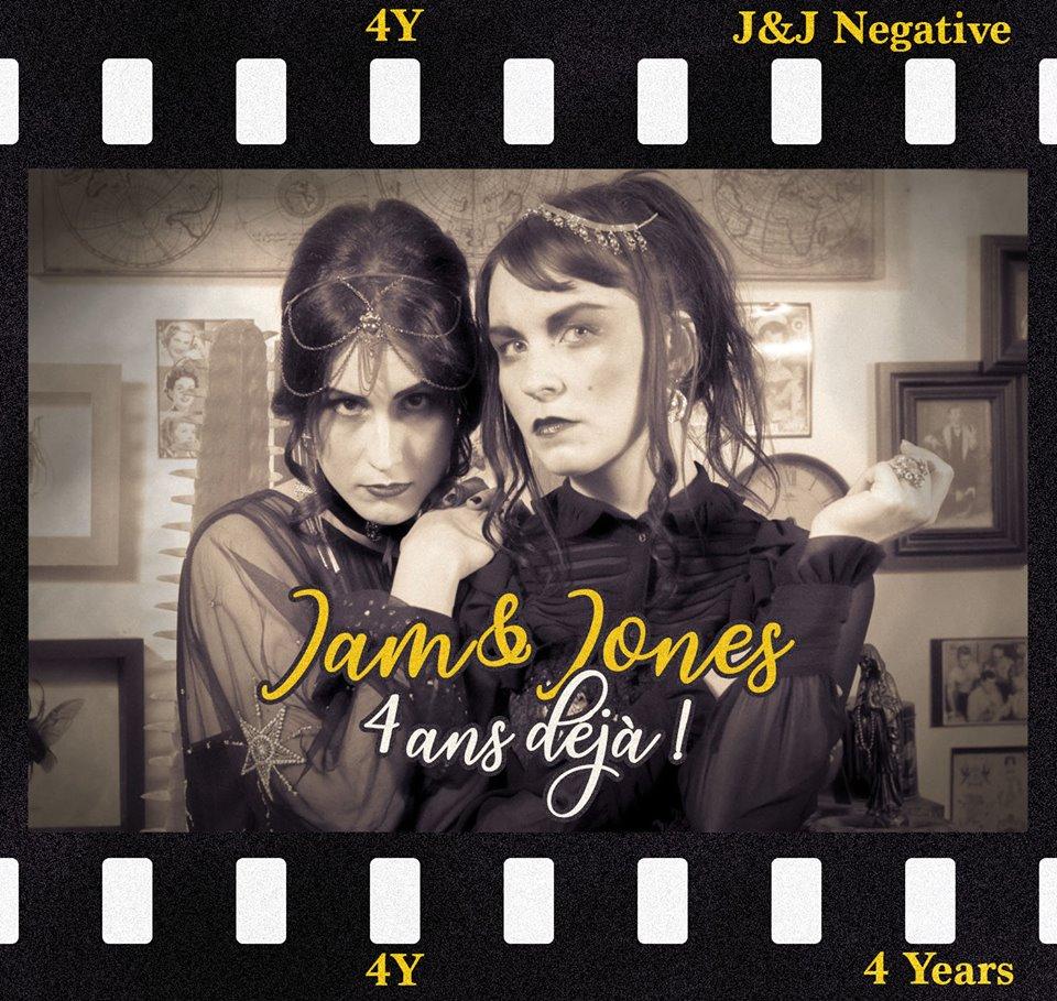 4 ans Jam&Jones
