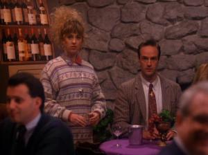 Twin Peaks : le pull en laine
