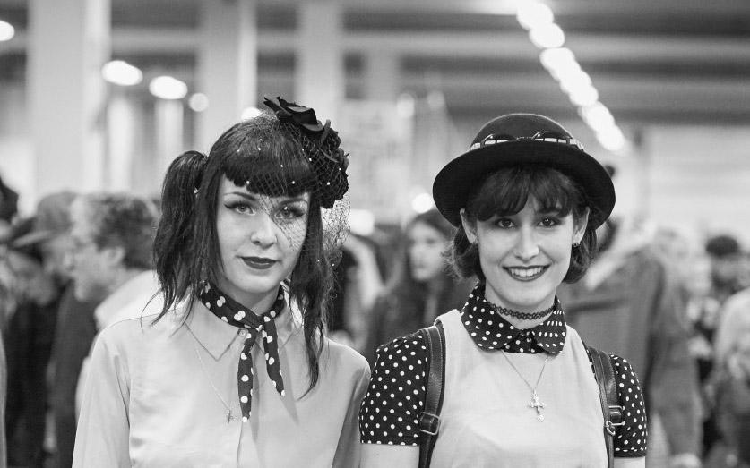 Marché de la Mode Vintage 2015 LYON