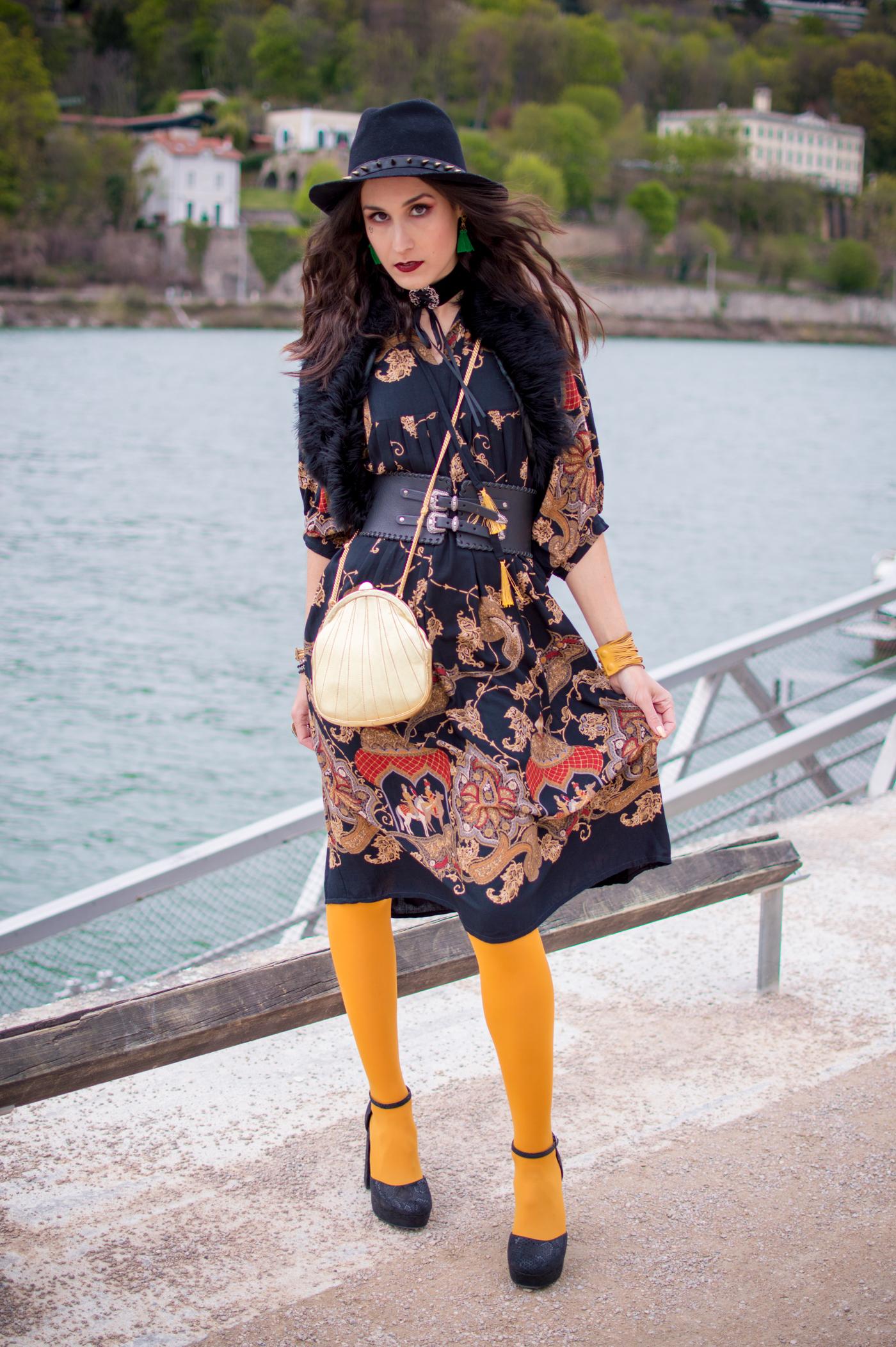 marché de la mode vintage lyon